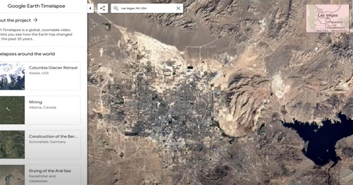 census google earth